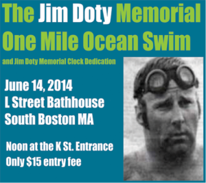 Jim Doty Memorial Swim